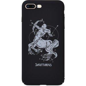 Чохол-накладка TOTO Full PC Case для друку Apple iPhone 7 Plus / 8 Plus # 171_Sagittarius Black