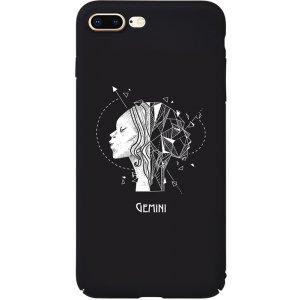 Чехол-накладка TOTO Full PC Print Case Apple iPhone 7 Plus/8 Plus #162_Gemini Black