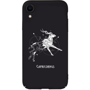 Чехол-накладка TOTO Full PC Print Case Apple iPhone XR #166_Capricornus Black