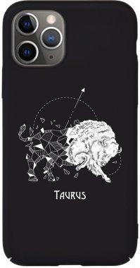 Чехол-накладка TOTO Full PC Print Case Apple iPhone 11 #172_Taurus Black