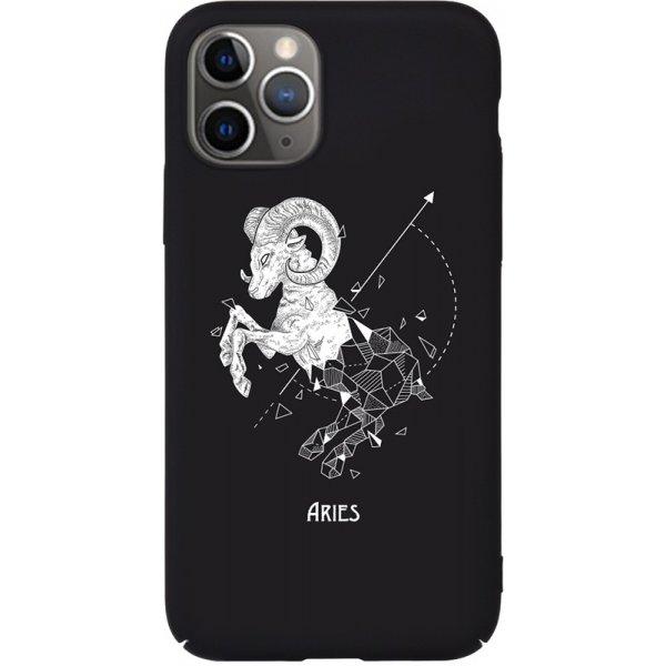 Чехол-накладка TOTO Full PC Print Case Apple iPhone 11 #168_Aries Black