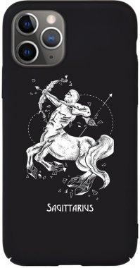 Чехол-накладка TOTO Full PC Print Case Apple iPhone 11 Pro #171_Sagittarius Black