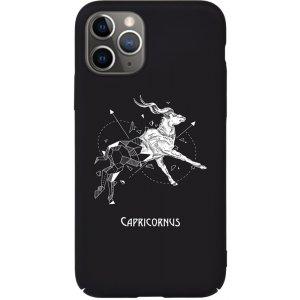 Чехол-накладка TOTO Full PC Print Case Apple iPhone 11 Pro Max #166_Capricornus Black