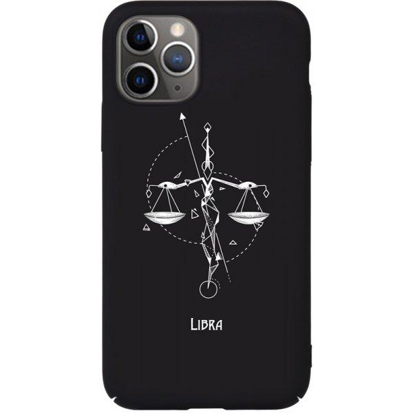 Чехол-накладка TOTO Full PC Print Case Apple iPhone 11 Pro Max #163_Libra Black