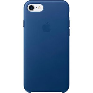 Чехол-накладка TOTO Silicone Case Apple iPhone 7/8 Deep Blue