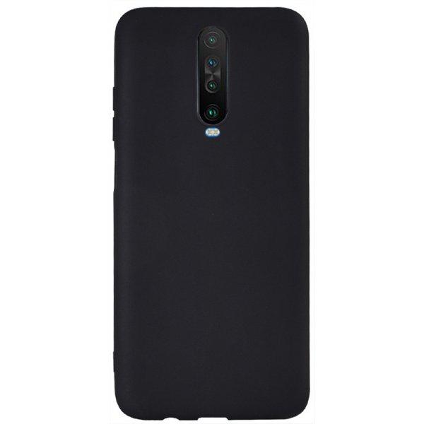 Чехол-накладка TOTO 1mm Matt TPU Case Xiaomi Redmi K30/K30 5G Black