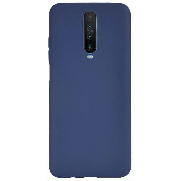 Чехол-накладка TOTO 1mm Matt TPU Case Xiaomi Redmi K30/K30 5G Navy Blue
