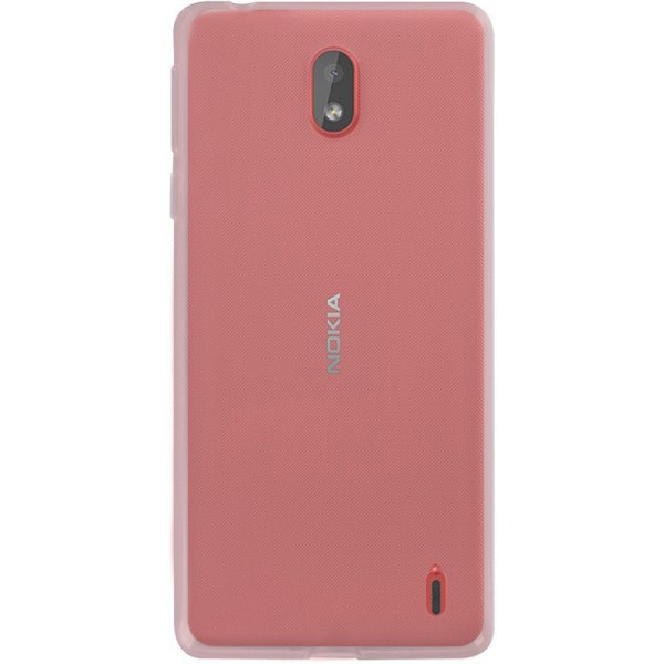 Чехол-накладка TOTO TPU High Clear Case Nokia 1 Plus Transparent