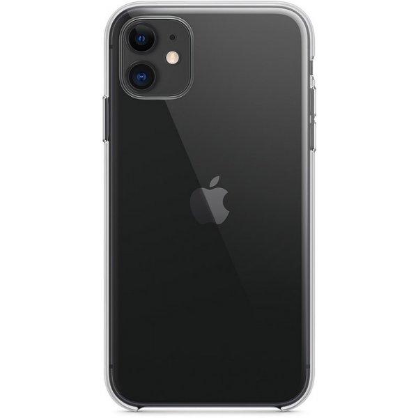 Чехол-накладка TOTO TPU High Clear Case Apple iPhone 11 Transparent