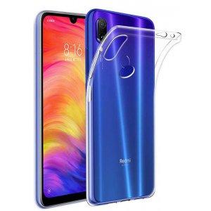 Чехол-накладка TOTO TPU High Clear Case Xiaomi Redmi Note 8 Transparent