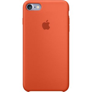Чехол-накладка TOTO Silicone Case Apple iPhone 7/8 Orange
