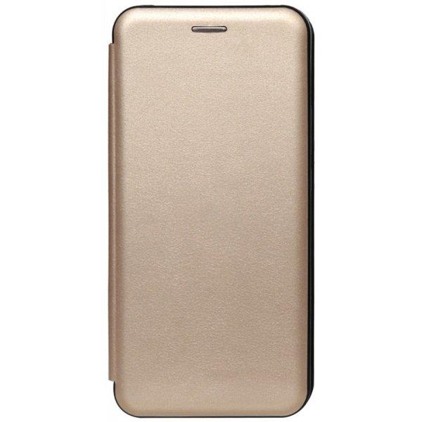 Чехол-накладка TOTO Book Rounded Leather Case Xiaomi Poco X3 Gold