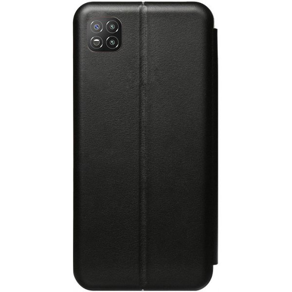 Чехол-накладка TOTO Book Rounded Leather Case Xiaomi Poco C3 Black