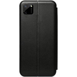 Чехол-накладка TOTO Book Rounded Leather Case Realme C11 Black