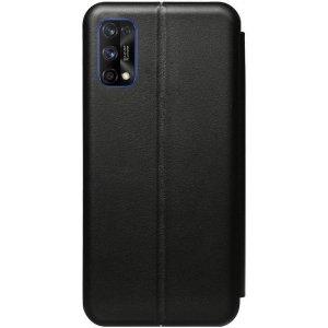 Чехол-накладка TOTO Book Rounded Leather Case Realme 7 Pro Black