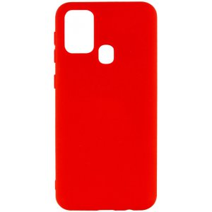 Чехол-накладка TOTO 1mm Matt TPU Case Samsung Galaxy F41 Red