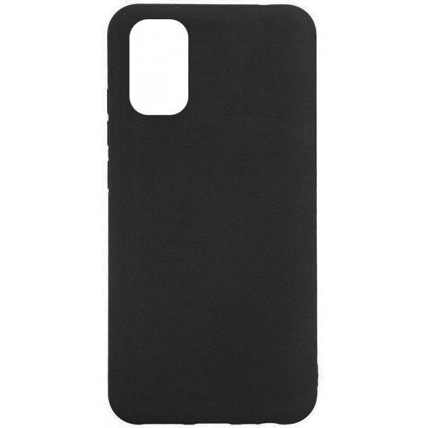 Чехол-накладка TOTO 1mm Matt TPU Case Samsung Galaxy M31s Black