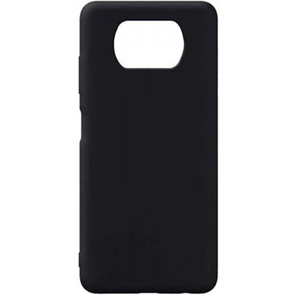 Чехол-накладка TOTO 1mm Matt TPU Case Xiaomi Poco X3 Black