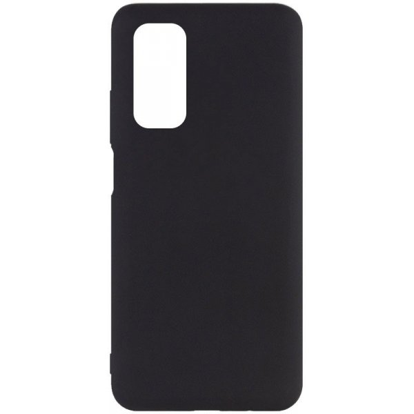 Чехол-накладка TOTO 1mm Matt TPU Case Xiaomi Mi 10T Black