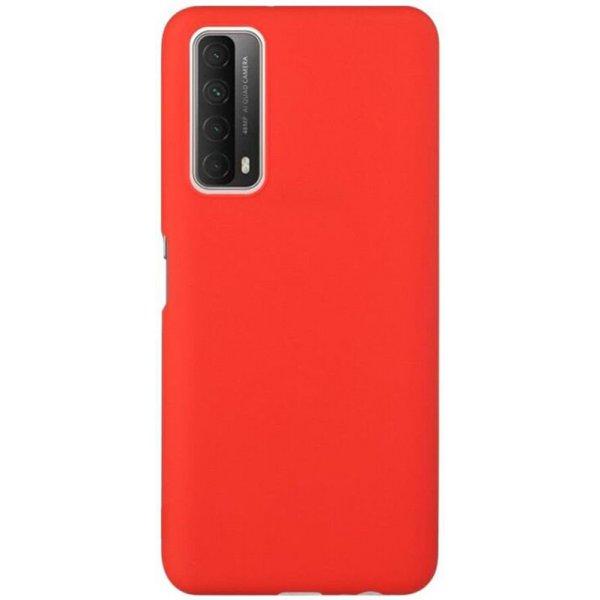 Чехол-накладка TOTO 1mm Matt TPU Case Huawei P smart 2021 Red