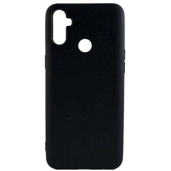Чехол-накладка TOTO 1mm Matt TPU Case Realme C3 Black