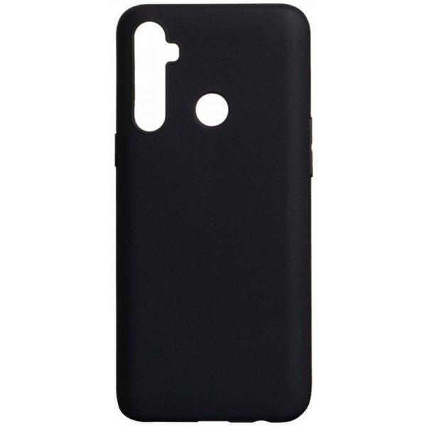 Чехол-накладка TOTO 1mm Matt TPU Case Realme 5 Black