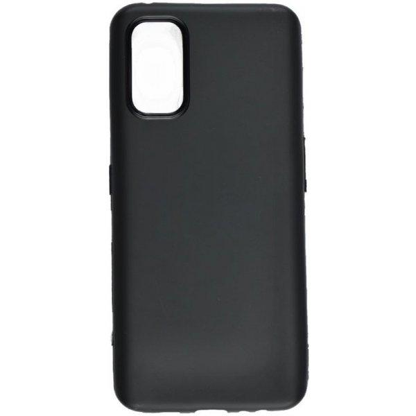 Чехол-накладка TOTO 1mm Matt TPU Case Realme 7 Pro Black