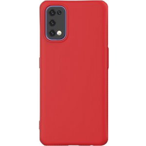 Чехол-накладка TOTO 1mm Matt TPU Case Realme 7 Pro Red