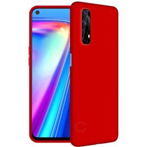 Чехол-накладка TOTO 1mm Matt TPU Case Realme 7 (Global) Red
