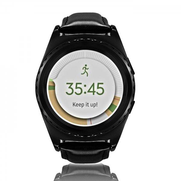 Смарт-часы No.1 Smart Watch G4 (Black)