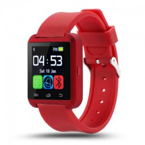 Смарт-часы UWatch Smart U8 (Red)