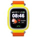 Смарт-часы UWatch Q90 Kid smart watch Orange