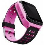 Смарт-часы UWatch Q66 Kid smart watch Pink