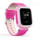 Смарт-часы GoGPS ME K10 Розовые (К10РЗ)
