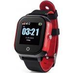 Смарт-часы Wonlex GW700S Kid smart watch Black/Red