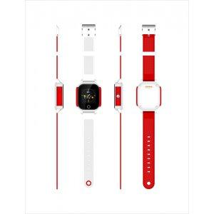 Смарт-часы Wonlex GW700S Kid smart watch White/Red