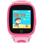 Смарт-часы UWatch Q11 Kid smart watch Pink