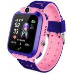 Смарт-часы UWatch Q12 Kid smart watch Pink
