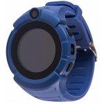 Смарт-часы UWatch GW600 Kid смарт-годинник Темно-синій