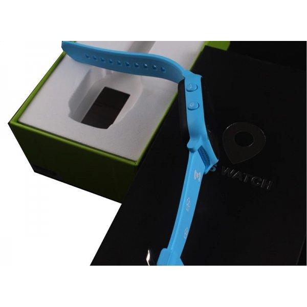 Смарт-часы UWatch GW700S Kid smart watch Blue/White