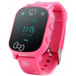 Смарт-часы UWatch GW700S Kid smart watch Pink