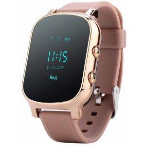 Смарт-часы UWatch GW700S Kid smart watch Gold