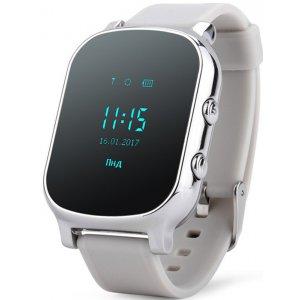 Смарт-часы UWatch GW700S Kid smart watch Silver