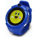 Смарт-часы UWatch Q610 Kid wifi gps smart watch Dark Blue