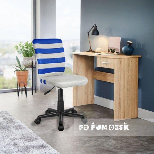 Детское компьютерное кресло FunDesk SST1 Blue