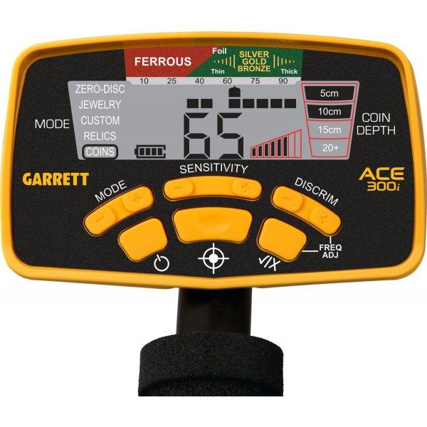 Металлоискатель Garrett ACE-300i SPECIAL