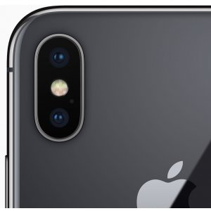 Смартфон Apple iPhone X 256Gb Space Grey (MQAF2) Б/У