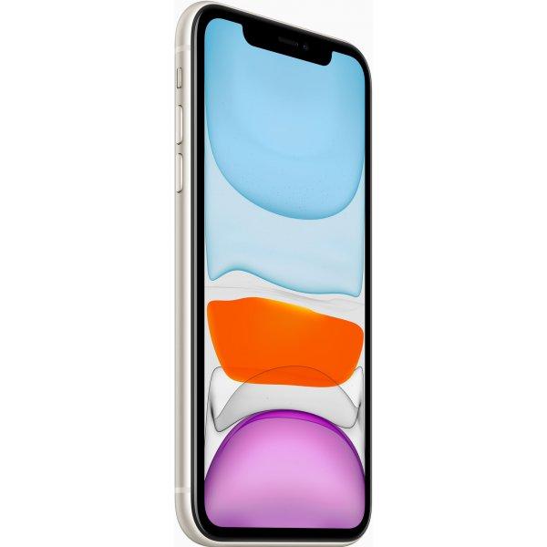 Смартфон Apple iPhone 11 128GB White (MWLF2)