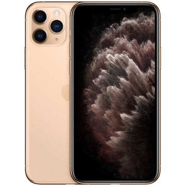 Смартфон Apple iPhone 11 Pro 256Gb Gold (MWCP2)