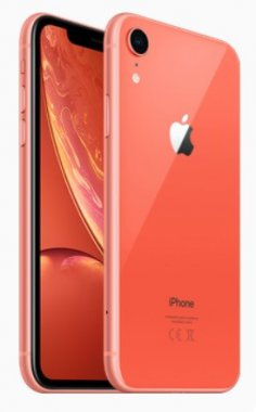 Смартфон Apple iPhone Xr 64GB Coral (MRY82) Б/У